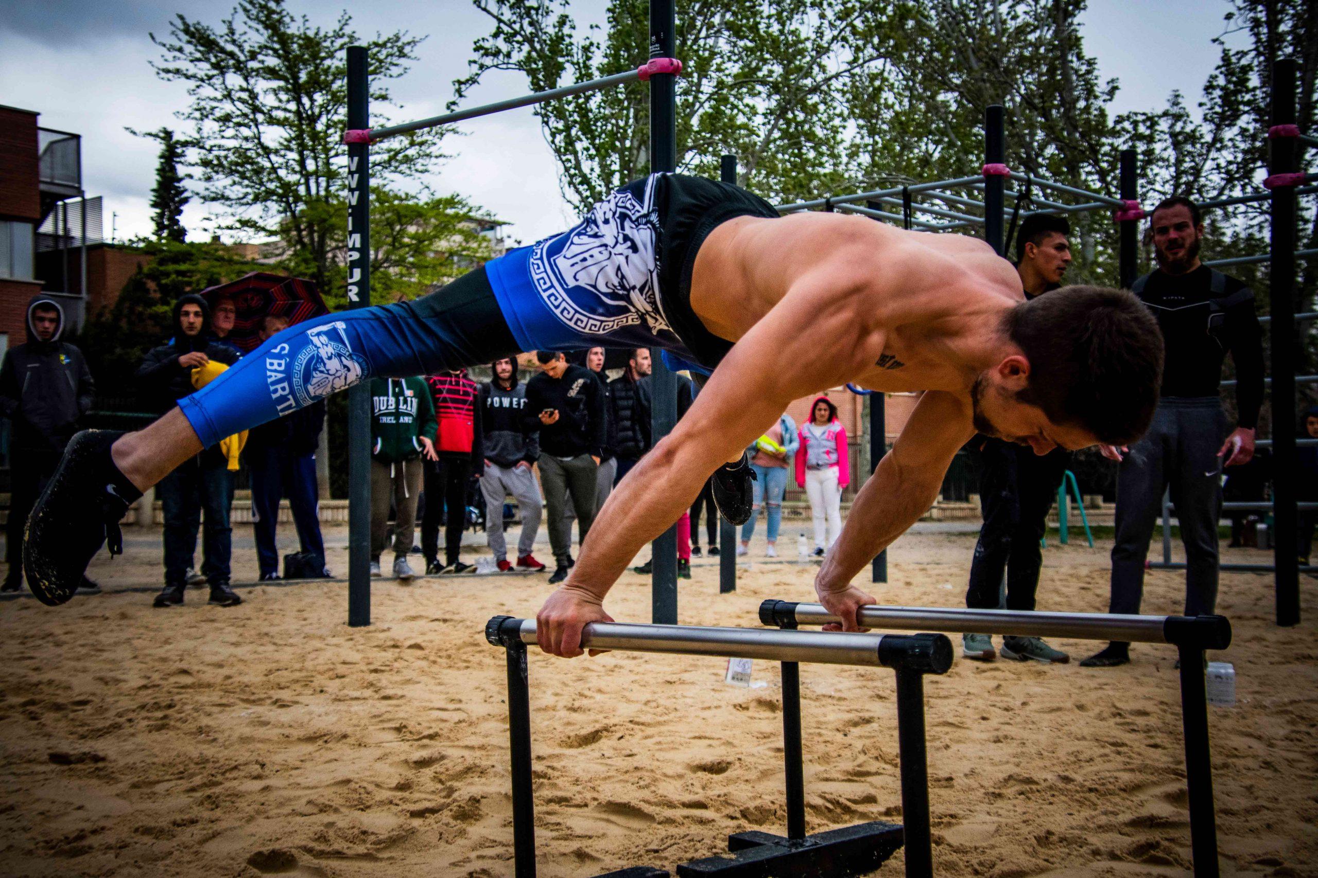 batallas de calistenia y street workout